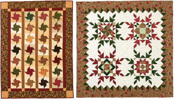 Projects from Twosey-Foursey Quilts