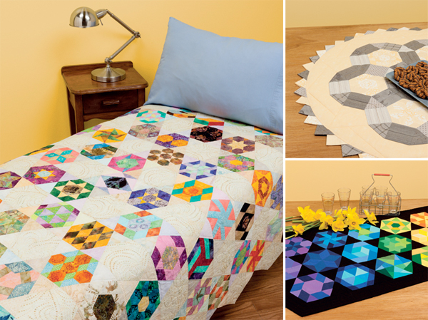 Quilts from The New Hexagon