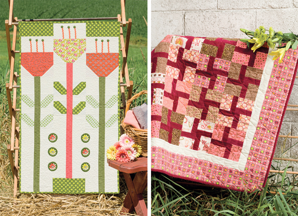 Quick quilt projects to show you care - Stitch This! The ... : quilt patterns for cancer patients - Adamdwight.com