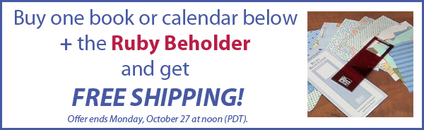 Ruby Beholder free shipping offer