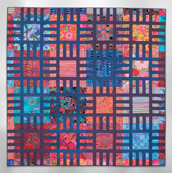 Big, easy strip-quilt patterns for many strip widths (+ giveaway ... : kindred spirits quilt shop - Adamdwight.com