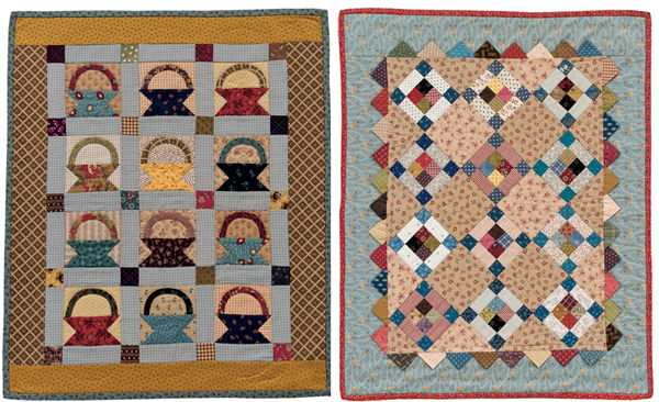 Quilts from Remembering Adelia