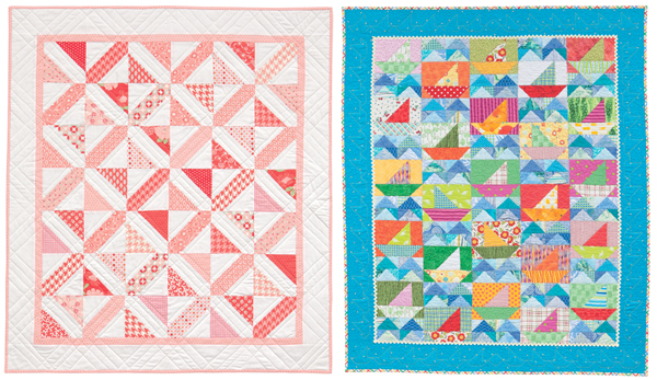 Quilts from Welcome Baby