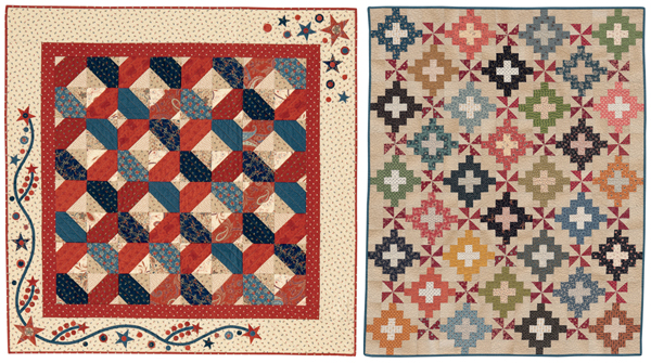 Quilts from Welcome Home