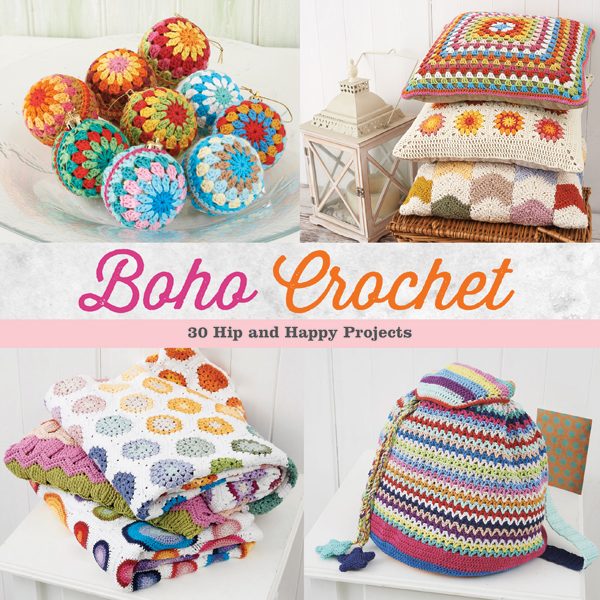 Boho Meets Crochet 30 Fun Patterns Giveaway Stitch This The