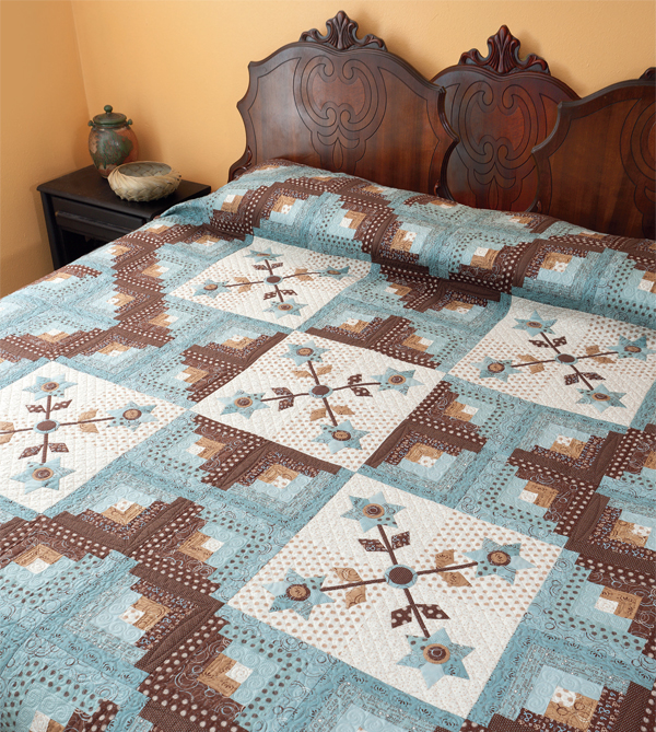 How to make a king-size quilt quicker: 4 strategies - Stitch This ... : size of king size quilt - Adamdwight.com