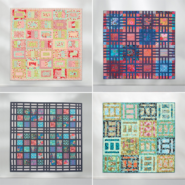 Quilts from All about Strips