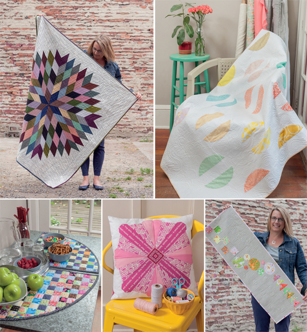 Perfect projects for quilt retreats (+ giveaway!) - Stitch This! The Martingale Blog