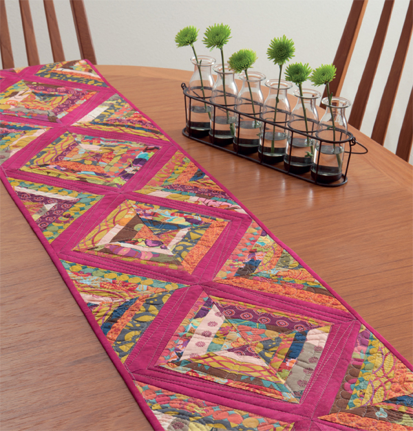 Ranch String table runner