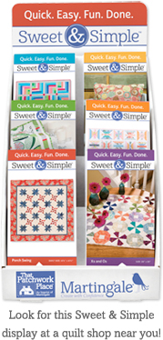 Sweet and Simple pattern series