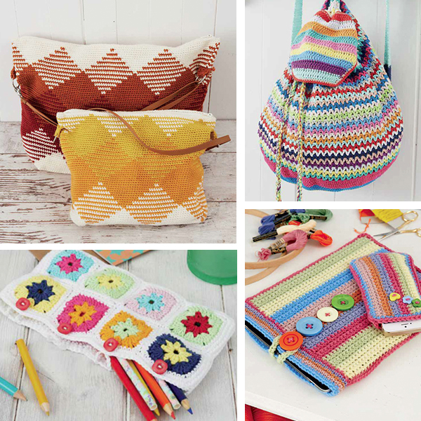 Bags and more from Boho Crochet