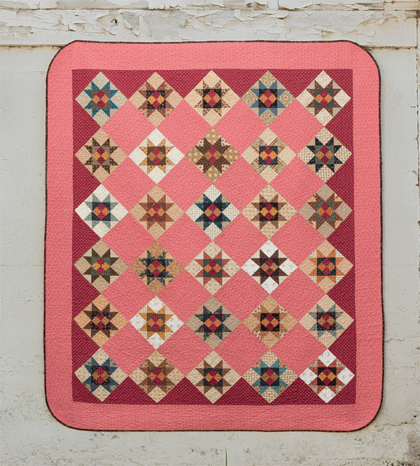 Battle for Glory quilt