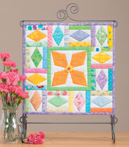 Quilt from Little Gems
