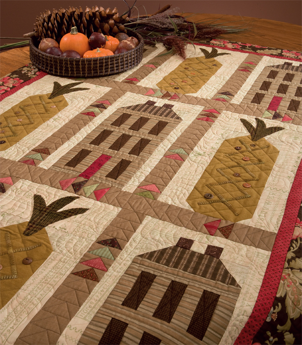 House quilt from Folk-Art Favorites