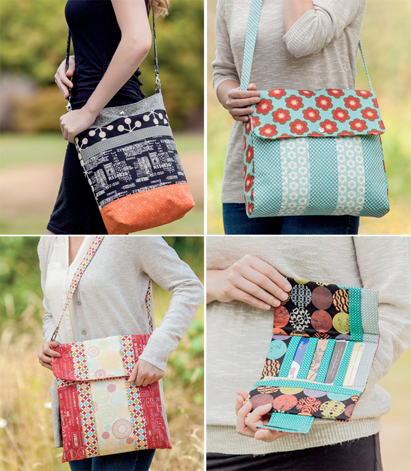 More bags to sew from Style and Swing