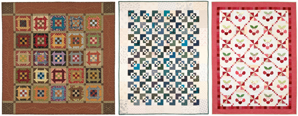 Quilts from All-Time Favorite Scrap Quilts from That Patchwork Place