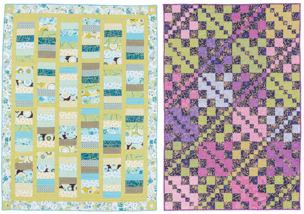 Quilts from Fast Fat-Quarter Quilts