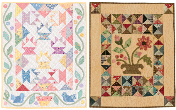 Quilts from Fat-Quarter Quilting