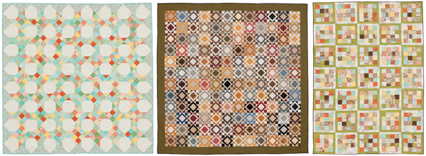 Quilts from Seamingly Scrappy