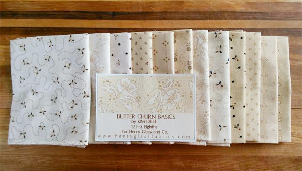 Butter Churn Basics fabric giveaway!