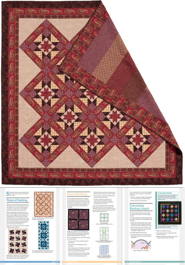 From Quiltmaking Essentials II