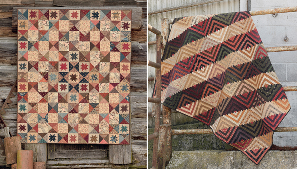 Quilts from The Blue and the Gray