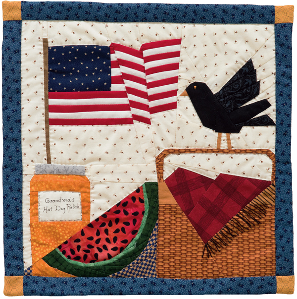 Country Picnic quilt