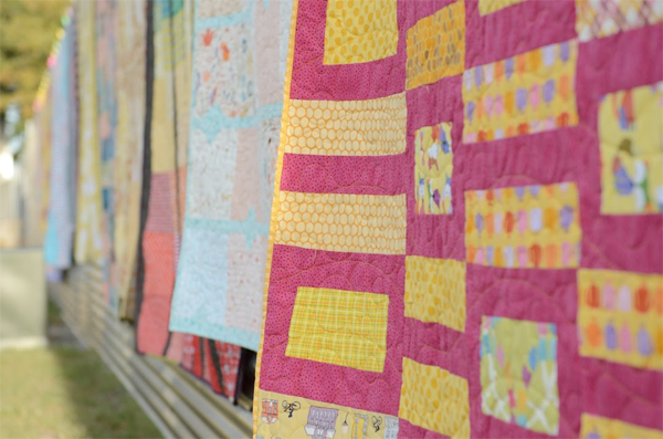 Deb's Big Thicket quilt