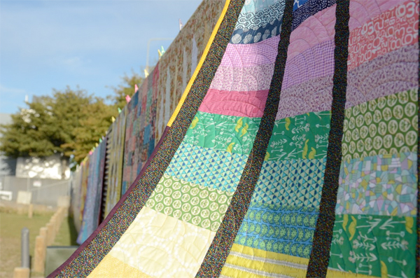 Deb's Cape Lookout quilt