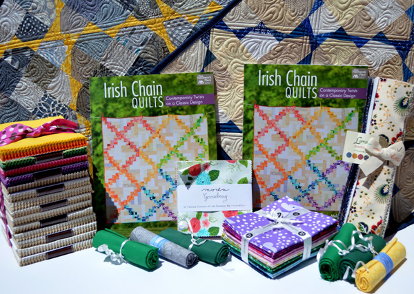 Irish Chain Quilts grand prizes