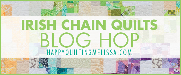 Irish Chain Quilts blog hop