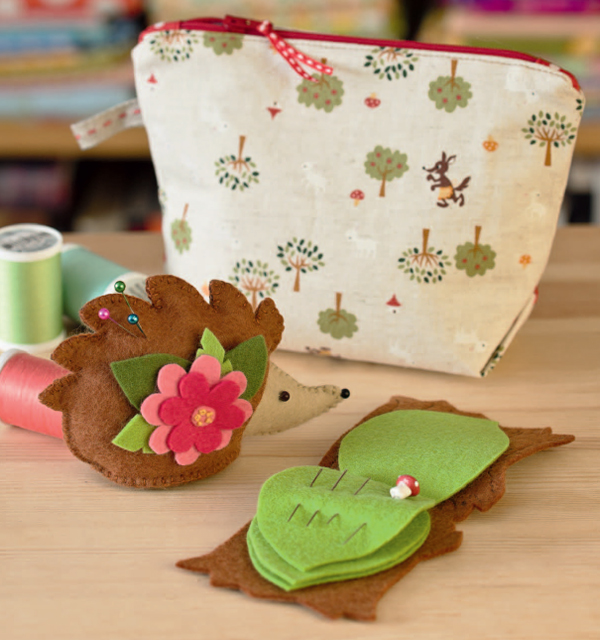 Woodland Sewing Set