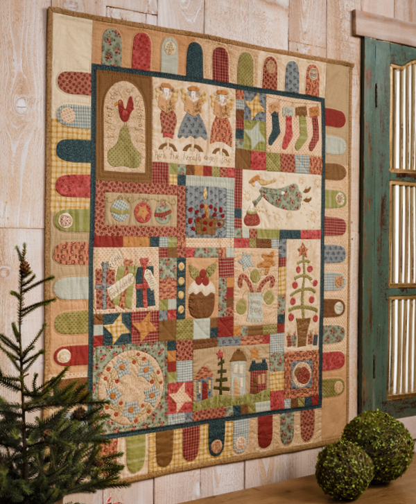 Christmas Story Quilt