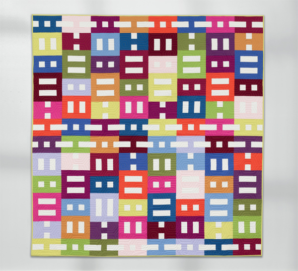 Drawers quilt