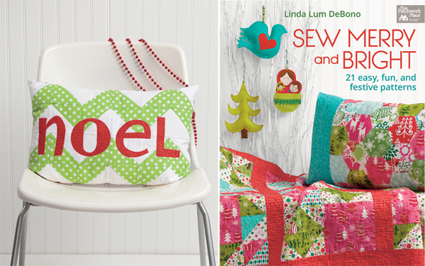 From Sew Merry and Bright