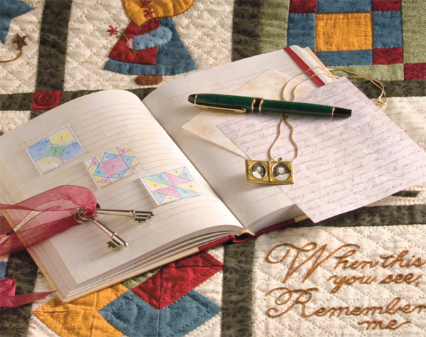 From a Quilter's Diary
