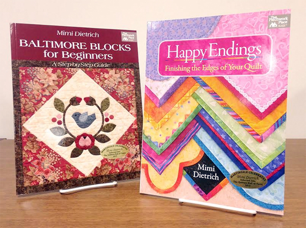 Win these books by Mimi Dietrich!
