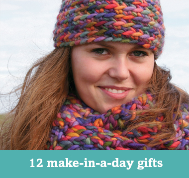12 make-in-a-day gifts