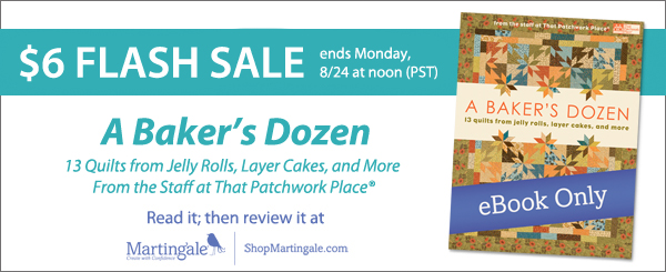A Baker's Dozen flash sale!