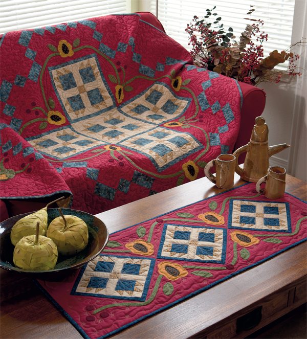 From Country-Fresh Quilts