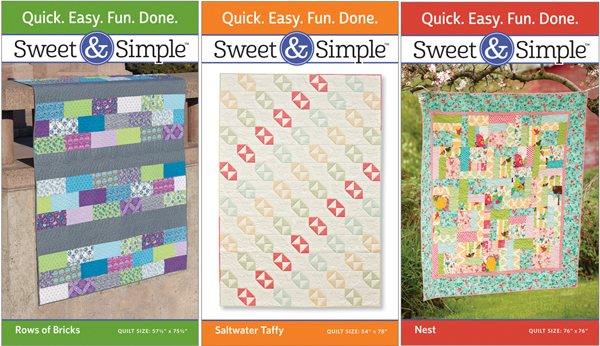 New Sweet And Simple Patterns