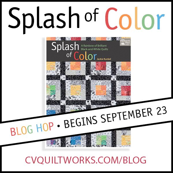 Splash of Color blog hop