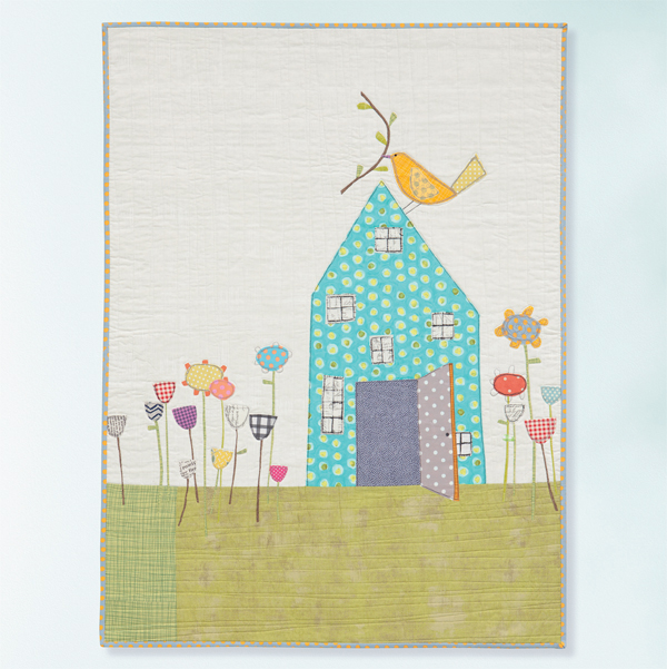 The Birdhouse Quilt