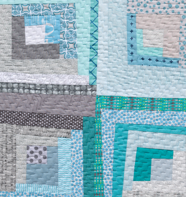 Must see: machine quilting with walking-foot fun (+ giveaway!) - Stitch This! The Martingale Blog