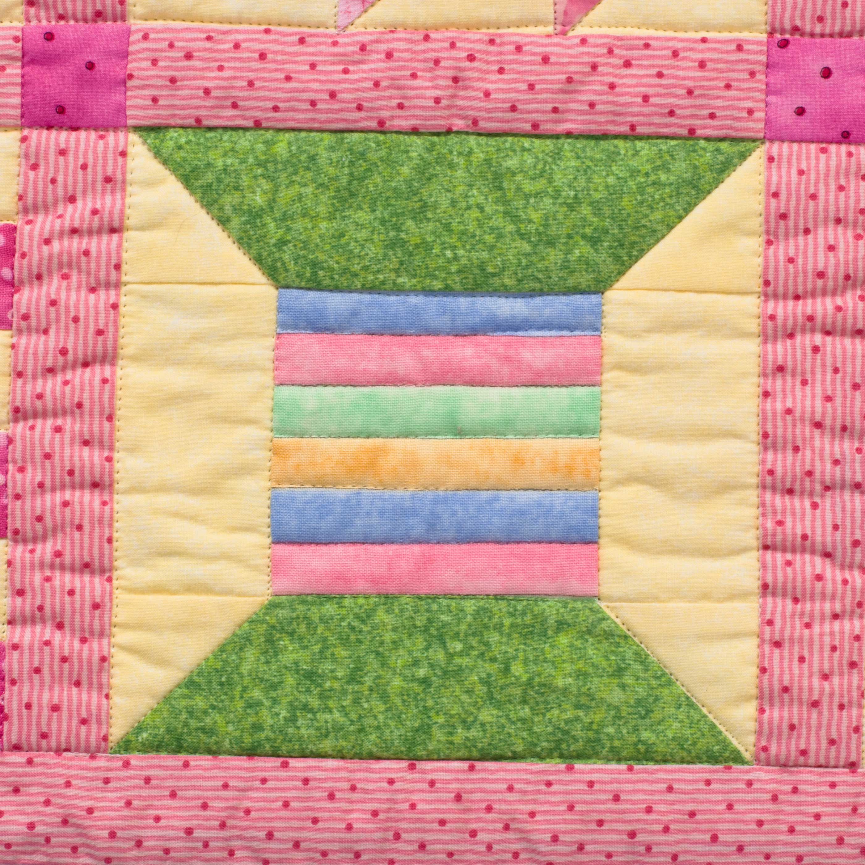 A Quilter's Diary block
