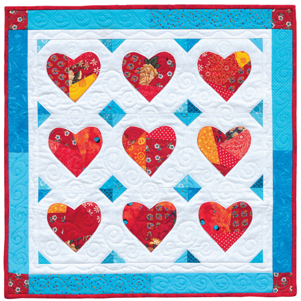 Want to make creative quilts? Expand your comfort zone (+ sale ... : creative quilts - Adamdwight.com