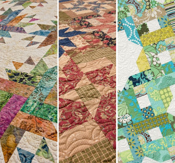 Quilts from Scrap-Basket Sensations