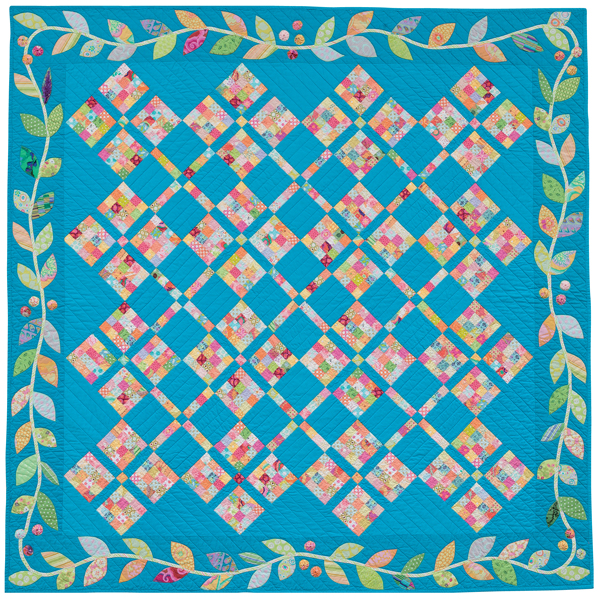 Stamp of Approval quilt