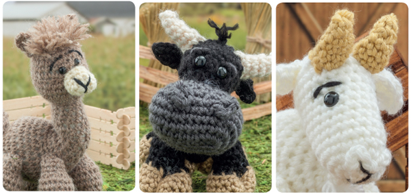 Animals-from-Crochet-a-Farm