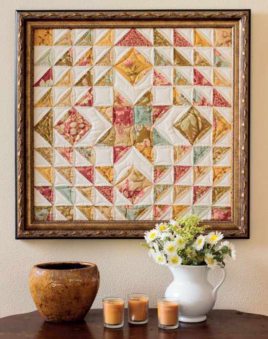 Autums-Glow-framed-quilt
